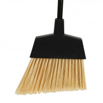MaxiClean Large Angle Broom with Steel Handle