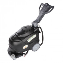 "CleanFreak® 18"" Reliable Electric Auto Scrubber w/ Nylon Brush"