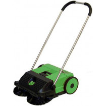 Oreck Lightweight Outdoor Push Sweeper