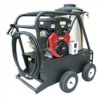 4000 PSI Oil Fired Diesel Power Washer