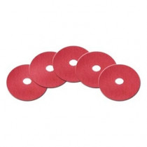 12 inch Red Floor Wax Buffing Pads