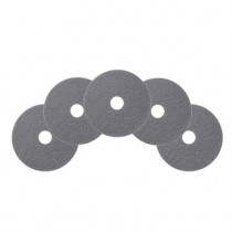 """Case of 13"""" Gray Marble Floor Conditioning Pads"""