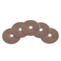20 inch Champagne Floor Polishing Pads