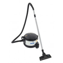 Euroclean Anthrax HEPA Canister Vacuum