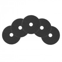 15 inch Black Rotary Floor Stripping Pad