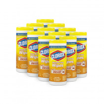Case of Citrus Blend Disinfecting Wipes