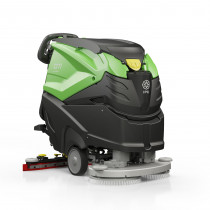 """IPC Eagle CT71 Traction Drive 24"""" Automatic Floor Scrubber - 19 Gallons"""