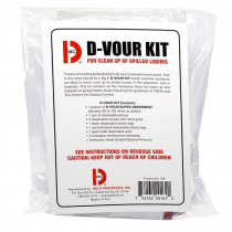 Big D 'D-Vour' #169 Vomit & Puke Clean Up Kit - Single Use