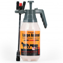 Animal Cleaning Pump Up Sprayer