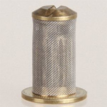 Drag Wand Check Valve with Strainer