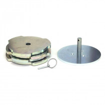 27 Pound Weight Kit for CleanFreak® 225FP Rotary Floor Buffers