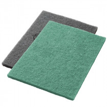 Green Twister™ Diamond Concrete Prep Pads - 3000 Grit - Rectangular