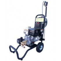 Honda 13 HP Pressure Washing Cart