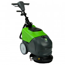 CT30 Battery Mini Scrubber, 18 inch