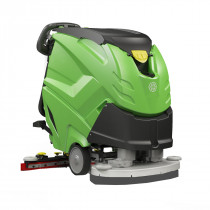 "IPC Eagle CT51XP 600 RPM High Speed 28"" Automatic Floor Polisher & Scrubber - 13 Gallons"