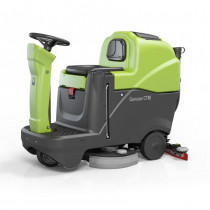 "IPC Eagle 28"" CT80 Ride on Automatic Floor Scrubber"