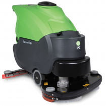 Large Area Floor Scrubbing Machine