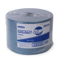 Rolled Kimtech Prep Kimtex Wipers