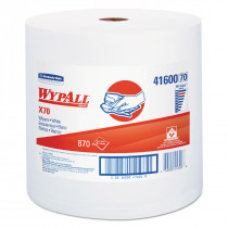 WYPALL X70 Manufactured Rags on a Roll