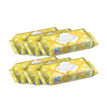 """Lysol® Lemon & Lime Blossom Scent Disinfecting Wipes (6.75"""" x 8.5""""   80 Wipe Flat Packs) - Case of 6"""