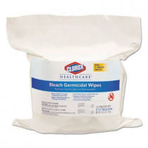 Case of Clorox Healthcare Bleach Germicidal Wipes Refills