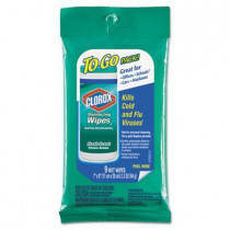 Case of Fresh Scent Disinfecting Wipes To Go