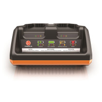 M-PWR™40V Dual Bay Charger