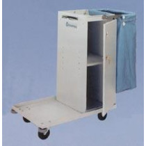 Escort Maid's Housekeeping Cart