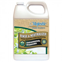 Majestic Carpet Rinse & Neutralizer - 4 Gallons