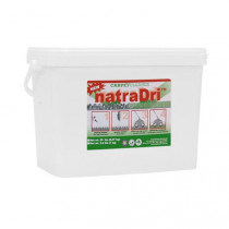 NatraDri Cleaning Compound for CRB Scrubbers - 20lb Bucket