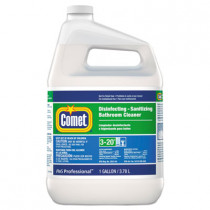 Disinfectant Bath Cleaner, One Gallon Bottle, 3/carton