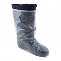 Clear Plastic Heavy Duty Shoe Covers