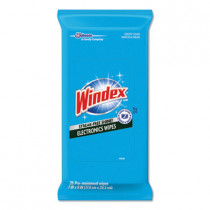 Case of Electronics Cleaner Wipes