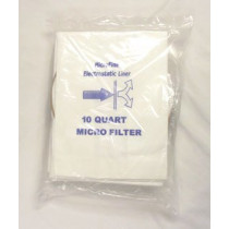 Trusted Clean 10qt. Replacement Vac Bags