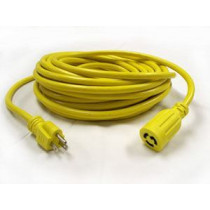 Twist Lock Electrical Cord - 50'