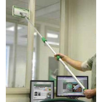 Indoor Microfiber Window Cleaning Kit
