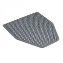 "22"" x 18"" EcoChoice® Urinal Floor Mats (Green Apple Scent) - Case of 6"