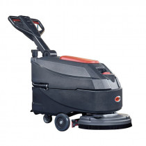 """Viper AS4325B Battery Powered 17"""" Low Profile Automatic Floor Scrubber - 6.5 Gallons"""