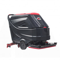 """Viper AS7190TO Walk Behind Orbital Automatic Floor Scrubber (14"""" x 28"""" Head) w/ Traction Drive"""