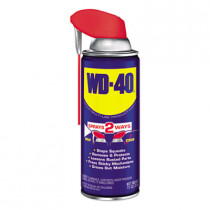 WD-40 Smart Straw Spray Lubricant (11 oz. Aerosol Can) - Case of 12
