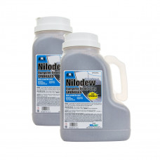 Nilodor® Nilodew Deodorizing Granules for Garbages and Dumpsters - 2 Containers
