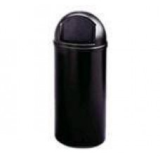 Rubbermaid Round Top Trash Container