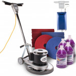 Commercial Floor Buffer Cleaning Package