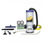ProTeam® Super CoachVac 10 Qt. Backpack Vacuum