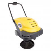 CleanFreak® 'EasySweep' Warehouse Sweeper