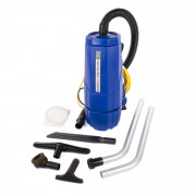 Trusted Clean 6 Quart Backpack Vacuum
