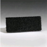 "4.5"" x 10"" Black Octopus Utility Stripping Pads"