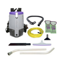 ProTeam® Super Coach Pro 6 Qt. Backpack Vacuum
