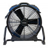 Bed Bug Killing Extreme Heat Axial Fan Front