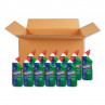 Clorox® #00031 Fresh Scent Toilet Bowl Cleaner with Bleach (24 oz. Squeeze Bottles) - Case of 12